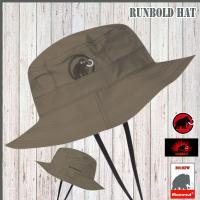 耐久性がある軽量なアウター素材を使用したRunbold Hatは、 日光や雨を遮る広いブリムが特徴で...