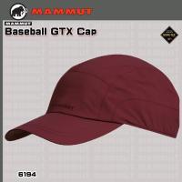 Baseball Cap GTXには、軽量の2レイヤー GORE-TEX Expert Shellが...