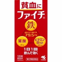 【第2類医薬品】 ファイチ(120錠)   【医薬品販売について】   1.医薬品については、ご本人...