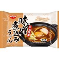 冷凍 日清 味噌煮込みうどん 5食