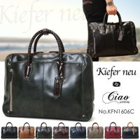【送料無料】 ビジネスバッグ ブリーフケース メンズ Kiefer neu(キーファーノイ) Cia...