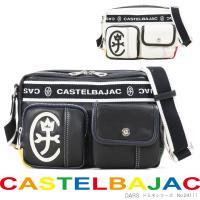 ショルダーバッグ メンズ CASTELBAJAC カステルバジャック ドミネシリーズ 斜めがけ 肩掛...