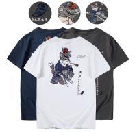 Tシャツ メンズ 半袖Tシャツ アメカジ カレッジプリントTシャツ クルーネック カットソー ロゴT...