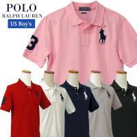 ラルフローレン  POLO by Ralph Lauren Boy's ビッグポニーポロシャツ 20...