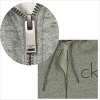 カルバンクライン フルジップパーカー メンズ CKロゴ Calvin Klein Jeans 送料無料 #41f5301