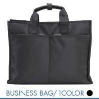 ビジネスバッグ 軽量 A4 ストラップ付 ショルダーバッグ 通勤 出張 就職活動 シンプルなデザイン...