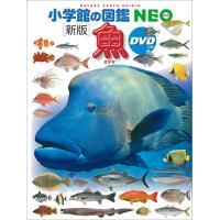 小学館の図鑑NEO 〔新版〕魚(DVD付き)