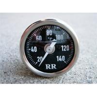 RR社 油温計/オイルテンプメーター エストレア 250TR 黒/057