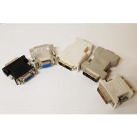 (中古品)VGA-DVI変換アダプター D-Sub 15pin(F) - DVI-A 17pin(M) .