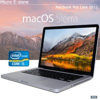 Core i7搭載 SSD256GB改装済 人気アップル Macbook Pro 8GBメモリ増設