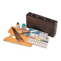 習作用油絵具の基本色12色(20ml)入りの初心者向けセット。  ◆セット内容 油絵具・12色セット...