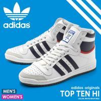 TOP TEN HI  D65161 adidasより「トップテン ハイ」です。70年代及び80年代...