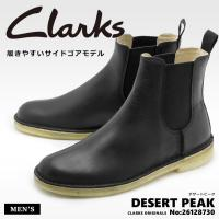 DESERT PEAK BLACK LEATHER 26128730 ■サイズについて このシューズ...