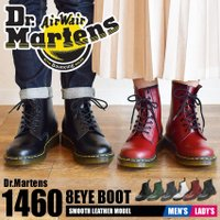 (DR.MARTENS 8HOLE BOOT 1460 8ホールブーツ マーチン) アッパー:天然皮...