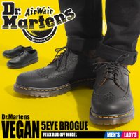 DR.MARTENS VEGAN 3989 5 EYE BROGUE R16153001 ■ITEM...