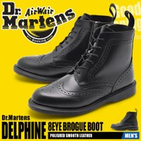 DELPHINE 8EYE BRGUE BOOT 22650001 ※こちらの商品は1cm刻みの展開...