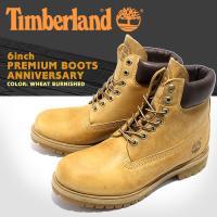 (TIMBERLAND 27092 6inch PREMIUM BOOTS ANNIVERSARY)...