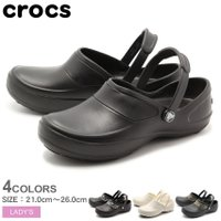 CROCS MERCY WORK  ■サイズについて  足のサイズ(実寸)より1サイズ小さめをお勧め...