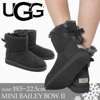 UGG より「ミニ ベイリーボウ(MINI BAILEY BOW)」です。クラシック コレクションの...