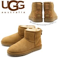 (UGG AUSTRALIA 1009265 W CLASSIC MINI RUSTIC WEAVE...