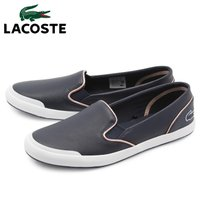 LACOSTE LANCELLE 3 SLIP ON 316 1  WSK122 003 NAVY ...