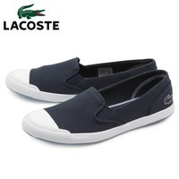 LACOSTE LANCELLE SLIP ON 116 2  WZI016 003 NAVY  ■...