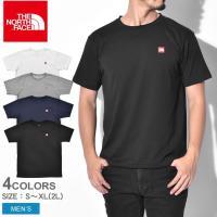【メール便可】ノースフェイス THE NORTH FACE Tシャツ メンズ 半袖 ショートスリーブ スモール ボックス ロゴ ティー NT31955