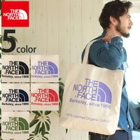 THE NORTH FACE TNF Organic Cotton Tote NM81616 THE...