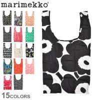 SMART BAG フィンランドの人気のテキスタイルメーカー「マリメッコ」から、折りたたみエコバッグ...
