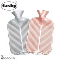 (割引クーポン配布中) FASHY ファシー 湯たんぽ シングルリブ 6446 雑貨 おしゃれ 防寒 冷え対策 水枕