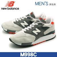 ニューバランス(NEWBALANCE)より、「M998C」(NEW BALANCE M998CREA...