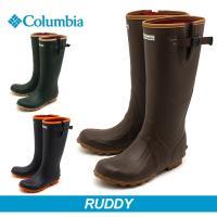 コロンビアより「ラディ」(RUDDY YU3647)です。 素材に合成ゴムを使用した、グリップ性、ク...