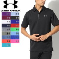 TECH POLO SHIRT 1290140  UNDER ARMOURより「テック ポロシャツ」...