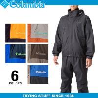 コロンビア(COLUMBIA)より、グラス バレー レインスーツ (COLUMBIA PM0003)...