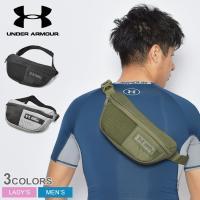 アンダーアーマー ボディバッグ UAウエストバッグ 1330979 メンズ レディース UNDER ARMOUR 鞄