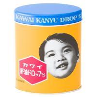 カワイ肝油ドロップSは肝油の主成分として知られるビタミンADが配合されております。水なしでかんで服用...