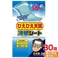 【商品説明】ご家族の方の急な発熱に、「貼る氷のう」としてすぐに使えます。肌にやさしく、どこにでもピタ...