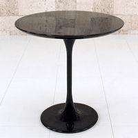 《ラウンドテーブル 直径50cm カウンターテーブル 花台 カフェテーブル サイドテーブル 飾り台 ...