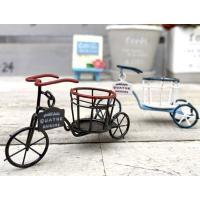 ナチュラル インテリア ガーデン雑貨 カフェ雑貨 おしゃれ 可愛い 置物 ディスプレイ 三輪車/キャトルセゾンポケットベルS|zakka-candy