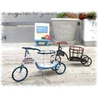 ナチュラル インテリア ガーデン雑貨 カフェ雑貨 おしゃれ 可愛い 置物 ディスプレイ 三輪車/キャトルセゾンポケットベルS|zakka-candy|02