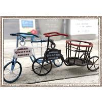 ナチュラル インテリア ガーデン雑貨 カフェ雑貨 おしゃれ 可愛い 置物 ディスプレイ 三輪車/キャトルセゾンポケットベルS|zakka-candy|03