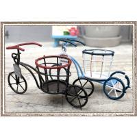 ナチュラル インテリア ガーデン雑貨 カフェ雑貨 おしゃれ 可愛い 置物 ディスプレイ 三輪車/キャトルセゾンポケットベルS|zakka-candy|04