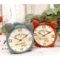 目覚まし時計 フラワーポット レヴェイユポット/ 時計型 プランター おしゃれ ガーデン ガーデニング ガーデン雑貨 ナチュラル インテリア雑貨 かわいい 可愛い