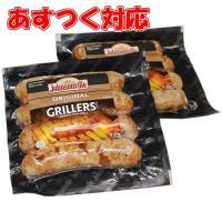 新鮮な豚ひき肉に秘伝のスパイスを加え、じっくりと焼き上げたプレミアムソーセージです。フレッシュポーク...