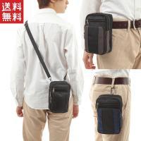 3通りに使える便利な多機能ポーチ・小型ショルダーバッグです。 腰ベルトを通してベルトポーチとして、カ...