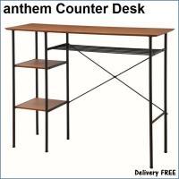 ちょっとした時に使えるカウンターテーブルです。  奥行きも40cmとスリムな形なので場所を取る心配も...