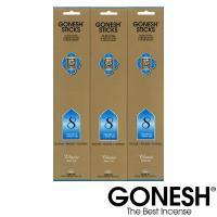 GONESH ガーネッシュ No.8 3個セット(60本) お香 スティック インセンス 雑貨 アロマ メール便送料無料