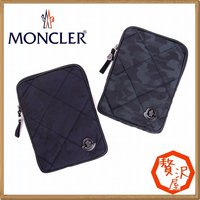 モンクレール バッグ セカンドバッグ ポーチ クラッチバッグ iPad mini ケース  タブレッ...
