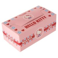 ハローキティ [日本製] サンリオ ハローキティ キッズ上履き S02(ホワイト・ピンク)