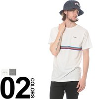 パタゴニアのロゴが入ったクルーネック半袖Tシャツです。素材にはオーガニックコットンを使用。サマーシー...